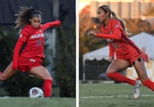 Roommates Sabrina Enciso and Jada Talley are 'perfect balance' for Arizona soccer