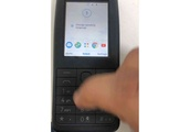 Nokia feature phone with Android appears in leaked photo