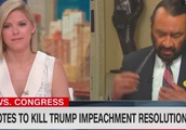 Rep. Al Green abruptly exits CNN interview after question about failed impeachment vote helping Trum