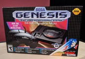 A mini version of the classic Sega Genesis is almost here, but we got it a month early - take a look