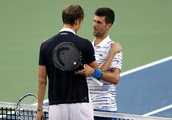 Medvedev shocks Djokovic to reach Cincinnati Masters final