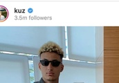Kyle Kuzma Got Roasted by NBA Stars on Instagram for Absolutely Awful Outfit
