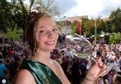 Coronation of the Thuringian Wine Princess