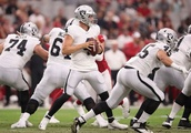 Oakland Raiders: Derek Carr was in full command of the offense