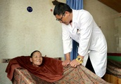 Bathed in Tibetan tradition: Many say therapy cures what ails them