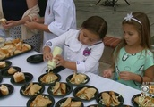 Gilroy's Young Chefs Compete In Fundraiser To Benefit Garlic Festival Victims