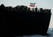 Iranian tanker caught in a standoff with the West heads to Greece, shipping data shows