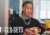 Tyga Reveals His Insane Closets With Over $100k of Sneakers | Sneaker Closets