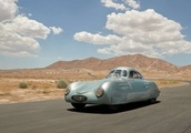 See the rare vintage car some call the 'world's first Porsche' that failed to sell at all due to