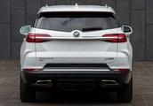 'Baby' Buick Enclave For Chinese Market Leaks Ahead Of Official Debut