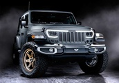 Your Jeep Wrangler Doesn't Look Mad Enough, Try This