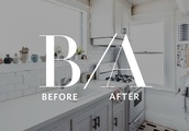 Before & After: This Mind-Blowing Rental Kitchen Makeover Took Just 5 Days and Only Cost $2,000