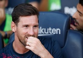 Messi posts positive injury update ahead of Real Betis clash