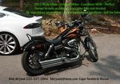 2011 Harley Davidson FXDWG Dyna Wide Glide