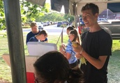 Highland Rotary Corn Roast attracts corn lovers from near and far
