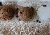 Raw Brownie Bites [Vegan, Gluten-Free]