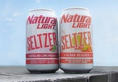 Natural Light Gets in on the Hard Seltzer Game With Two New Beverage Offerings