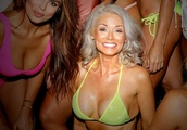 The 58-Year-Old Mom May Not Have Made The 2020 SI Swimsuit Issue But A 55-Year-Old Mom Is Still In T