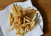 Don't waste chip frying oil – use it again