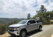 Taking The 2019 Chevy Silverado Z71 Into The Sierra Nevadas: Ripping Through Lake Tahoe And Squaw Va