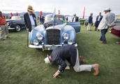 Letter From Pebble Beach: What a Disappointing Classic Car Auction Tells us About the 1%-and the Eco
