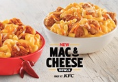 Inside the Making of KFC's New Mac & Cheese Bowls