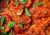 Nigel Slater's baked tomato recipes