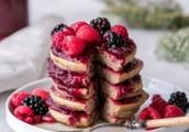 Quinoa Plantain Pancakes [Vegan, Gluten-Free]