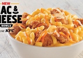 KFC Now Has Mac & Cheese Bowls
