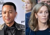 John Legend Criticizes Felicity Huffman's 14-Day Sentence: