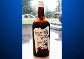 Rare Bottle Of Whiskey Passed Down Through Mellon Family Expected To Sell For $15,000