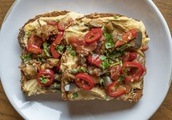 Breakfast with Ina: Kosher coffee shop offers delightful toast, plus more can't-miss meals