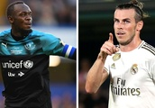 Usain Bolt includes Bale & this Madrid legend in his 4x100 relay team