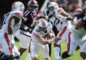 No. 9 Auburn makes statement by starting SEC play with win at No. 15 Texas A&M