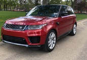 You'll never be able to drive this rare 2019 Range Rover Sport - but I did