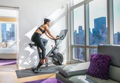 Wake up and work out: Hotels increasingly offer in-room fitness amenities