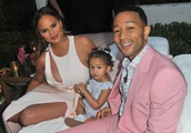 Chrissy Teigen is being mom-shamed again – this time over Luna's first trip to the dentist