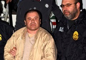 At sentencing, Mexican drug lord 'El Chapo' says confinement is 'mental torture'
