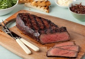 London Broil With Onion Marmalade Recipe