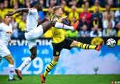 Bundesliga: Borussia Dortmund crushed RB Leipzig with Mahmoud Dahoud's goal, final score 4: 1