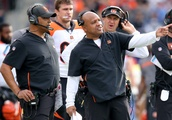 Hue Jackson says he was depressed after Browns fired him