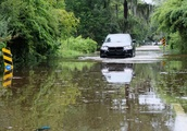 Here's how to escape your car if it floods during a hurricane, AAA says