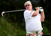 Daly rides cart to 71 at Barbasol, Poston leads