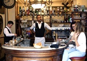 AP PHOTOS: The inimitable Paris bistrot