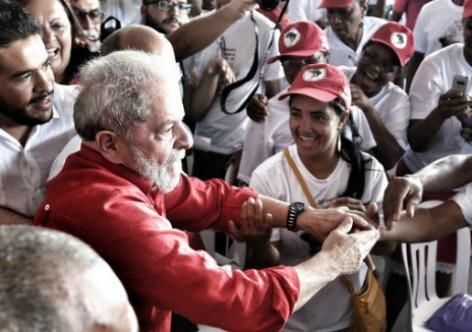 Frente Brasil Popular: Ocupar Curitiba com muita alegria e resistência
