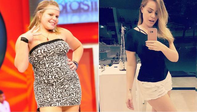 Quase irreconhecível, Paula Leite posta antes e depois de secar 44 kg e dá dica valiosa