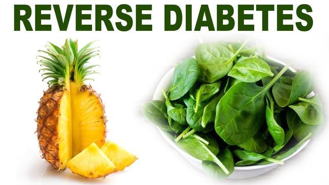 Reverse Diabetes - Have Spinach Juice To Kill Diabetes