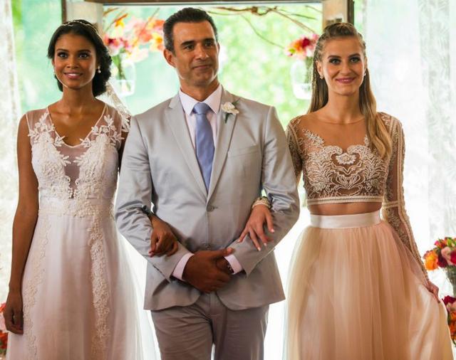 Vestido de noiva de