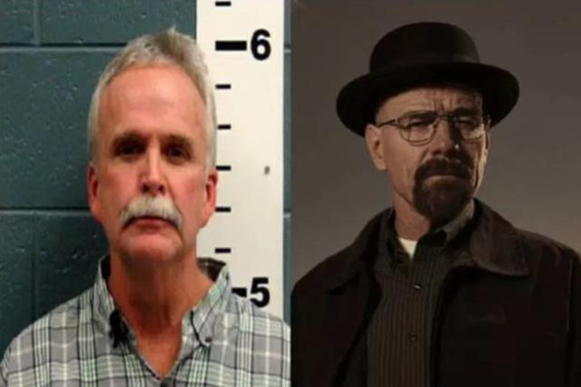 Meet The Real Life WALTER WHITE from BREAKING BAD!