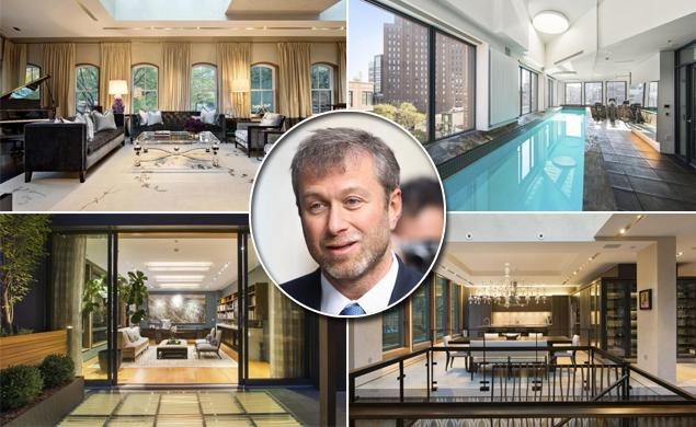 13 Expensive Things Owned By Russian Billionaire Roman Abramovich